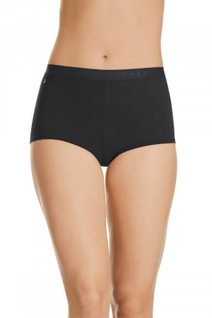 Jockey No Panty Line Promise Shortie Black